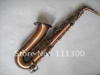 best alto Eb saxophone antique copper