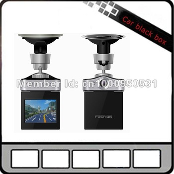 New Fashion Hot Sell!! HD720P Night Vision 2.0inch Screen TF card HDMI-OUT Wide-angle AVI Car Camera System