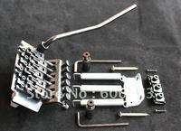 Silver Floyd Rose Licensed Guitar Tremolo Bridge Parts
