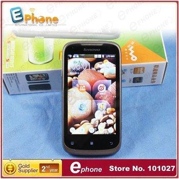 Lenovo A750 Lenovo a750 Original phone android 4,03 OS 4GB ROM 521 RAM HKpost free shipping