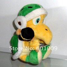 "Free Shipping EMS 100/Lot super mario bros hammer bro 8"" soft plush doll toy Wholesale(China (Mainland))"