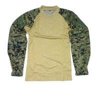 EB TRUU Ripstop Combat Shirt ( Marpat )EB00335,combat garment,FREE SHIPPING COST