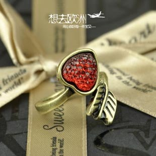 [DHL FREE SHIPPING FASHION JEWELRY WITH 20PCS]Kiss Of Cupid,Cupid's Arrow,Love Ring/Heart Ring