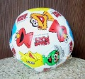 Free shipping 10/Lot New Sesame Street Small Play Ball for Kids Wholesale(China (Mainland))