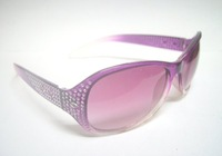 Free shipping 20pcs/lot Mix Style Lady Women Fashion UV Protect Sun Sunglasses GL6