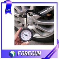4pcs/lot hot selling high quality Car digital Tire Gauge Meter Pressure Tyre Measure Metal - Sample free shipping