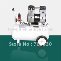 200Lt./min oil free air compressor