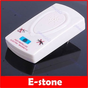 10 Pcs/Lot High Electronic Ultrasonic Pest Cockroach Mouse Bug Mosquito Repeller Killer