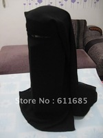 S011 new design muslim niqab, high quality big size face mask,free shipping ,$15 off per $150 order