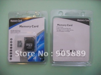 Moq=1pcs Free shipping! 100% real capacity tf card, 16gb/32gb class 6 micro sd card