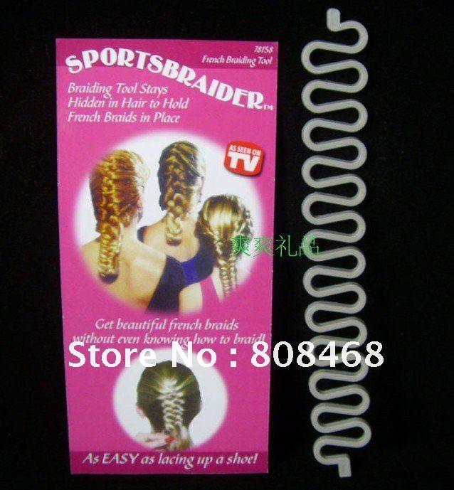 ,sportsbraider, Hair accessories as seen on tv(China (Mainland