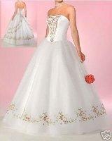 2012 top quality! Matching Custom-made Strapless Floor length satin Communion Dresses Prom Dresses Party Dresses Floor length