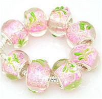 Min.order is $10( mix order ) T31 FREE SHIPPING 5pcs Ceramics European Beads Fits Charm Bracelet