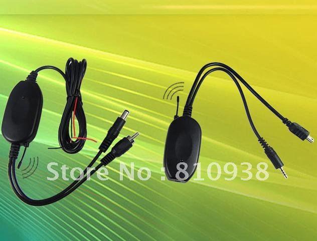 2.4G car wirelss Module wireless transmitter for Car GPS car Reverse Rear View backup cctv Camera(China (Mainland))