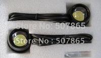 Eagle-eye light 20W/pair Diameter 4.0mm super bright  LED Rascal lamp DIY DRL,fog light, backing light, free shipping