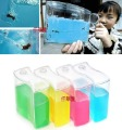 New Ant farm Ecological Toys Novel Ecological Toys 7.7*3.5*9.5cm Blue Pink Green Yellow  2PCS/LOT