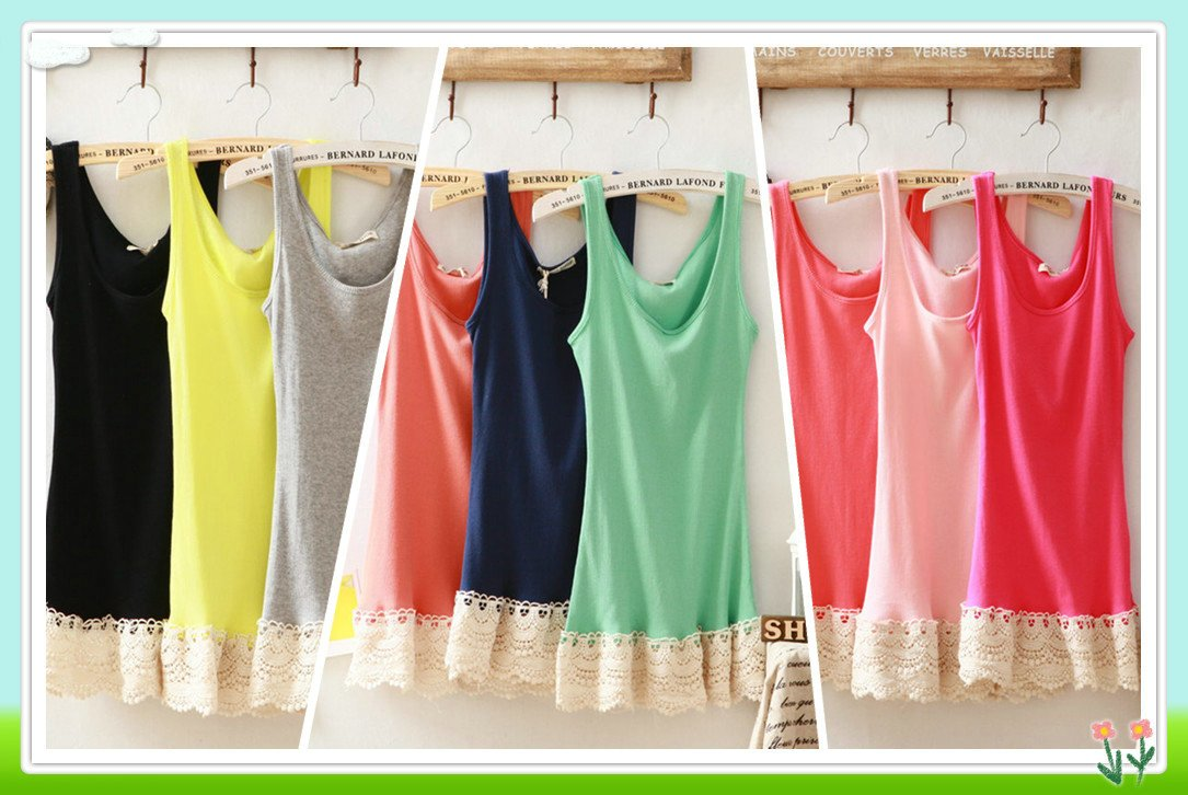 Top Selling Women's summer Wear Tanks Top,Fashion Pattern Print Long Design Small Vest