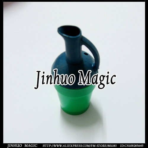 Water jug kids magic tricks 200pcs/lot for magic toy wholesale(China (Mainland))