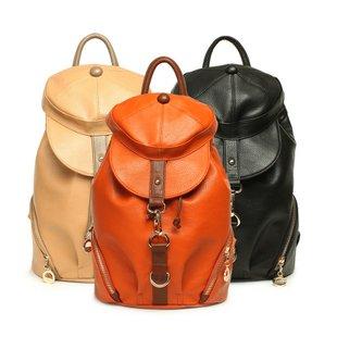Рюкзак 2013 Newest Brand HOWRU backpack/double shoulders bag/fashion and leisure front double pockets backpack/school bag в инте