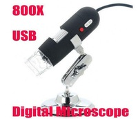 Микроскоп The Newest 2MP 8 LED 800X USB Digital Microscope Endoscope Magnifier Camera