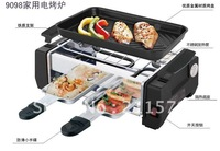 New arriver Great Promotion Electic Raclette Grill home use best quality and lowest price support 1pc/lot.