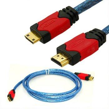 Mini HDMI To V1.3 HDMI HD Cable for Sony Camera TV DV 60075