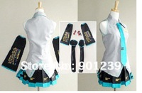 Vocaloid Hatsune Miku Cosplay Costume (the size can custom-made )XXS-XXXL
