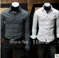 Мужской блейзер Korean men fashion stylish fit silm lapel collar crocodile PU leather M/L/XL/XXL blazer coat jackets