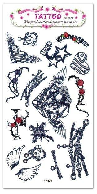 Motor Tattoo Designs 2012-new-tattoo-stickers-art- ...