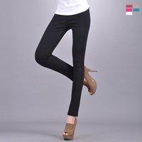 Women's candy trousers slim pencil pants skinny pants