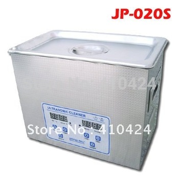 JP-020S 110v / 220V 3.2L Electronics Ultrasonic Cleaner Industrial Cleaning Washing Machine (with digital timer&heater)