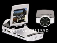 NEW !! 720P night vision 5 IR night vision180 degree lens H8000 car camera car black box