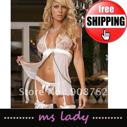 2012 sexy babydoll lingerie adult sleepwear hot selling free shipping HK airmail Breathtaking interactive virtual sex with the all new 3D Sex Villa 2.