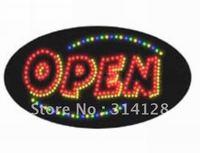 LED Open sign(model NO:HSO0002) 292LED(R:167pcs;G:14pcs;B:14pcs;Y:97pcs) 5PCS