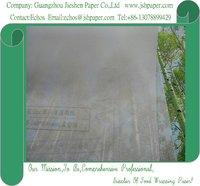 22gsm Bleached Glassine Paper