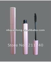 2013 hot sales 5ml AS/Acrylic pink mascara tube