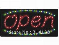 LED sign (model NO:HSO0006) 153LED (R:89pcs;G:22pcs; B:20pcs;Y:22pcs) 5PCS