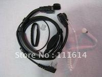 wholesale  single sensor throat mic For walkie talkie TG-K4AT TG-2AT TG-45AT DHL free shipping