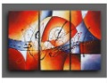 Abstract Oil Painting Canvas Contemporary