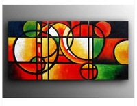 HUGE Modern Abstract Painting Wall Decor Oil Original Fine Art Large