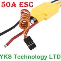 Запчасти и Аксессуары для радиоуправляемых игрушек 1pcs 320A Brushed Electric Speed Controller Brush ESC 4.8-7.4V For RC Car boart 1/8 1/10 Truck Buggy Dropshipping
