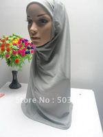 MS12030818 free shipping 2pcs set cotton muslim higabs,muslim hijab,islamic hijab,muslim scarf,islamic scarf,muslim inner hats