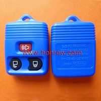 Ford 3 button Remote Key Blank (Blue Color)