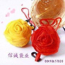 Non-woven shopping bags home shopping bag Rose shopping bag! Factory outlets!