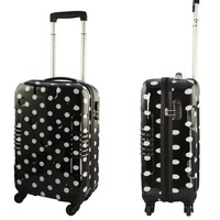 PC&ABS Trolley Luggage,Fashion Luggage,24inch luggage,PC002-24',black