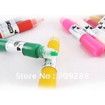 Nail Art Pen 12 Colors 3D Paint Pen 24pcs/lot Nail Art Polish Pen Multicolour Pens For Nail Tips DIY Designs Freeshipping