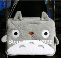 I4 New! My Neighbor Totoro Plush Backpack School messenger Bag for children, 1pc