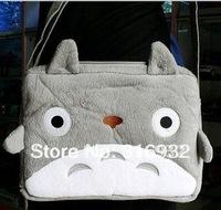 I4 New! My Neighbor Totoro Plush Backpack School messenger Bag for children, 1pc