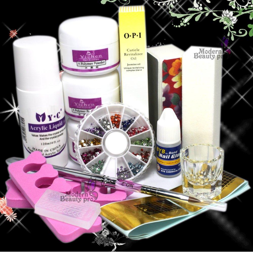 Diy Acrylic Nail Kits