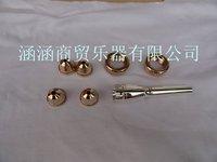 Bach 4 set Model Trumpet Mouthpiece 2C 3C 2b 3b Gold plated
